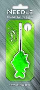 Katran lead core needle