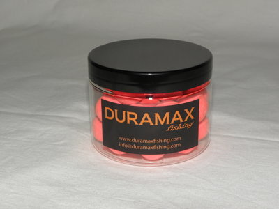 Duramax fishing red Fluo pop-up Cherry & Aniseed