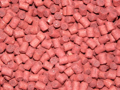 bloodworm liver pellets 4,5 mm